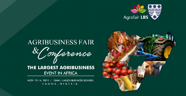 Apply For AgrafairLBS Agribusiness Conference And Exhibition