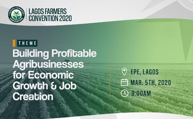 Register And Attend Lagos Farmers Convention 2020